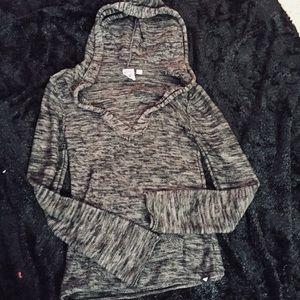 Roxy hooded sweater!